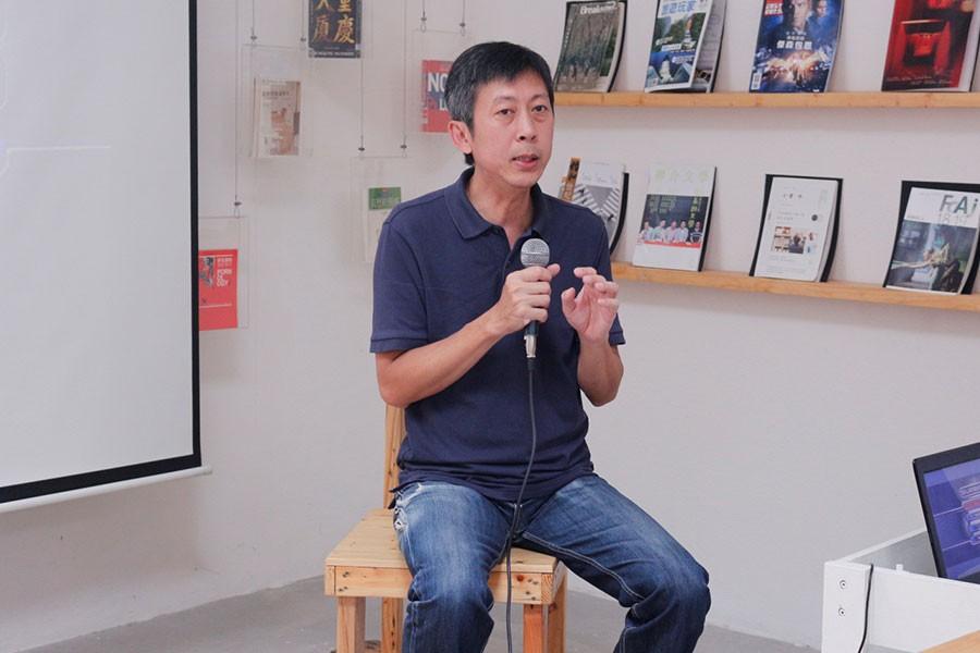 Film Creation Sharing by Tian Kai Liang