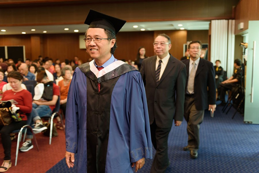 Hanxing Convocation Celebrates Success of Lessons Learned